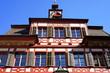 Rathaus von STEIN AM RHEIN / SCHWEIZ