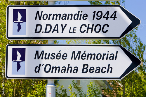 Day D Museum, Omaha Beach, Normandy, France
