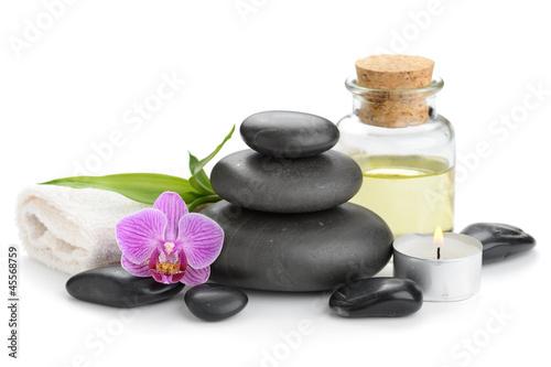 Fototapeten,kurort,massage,orchidee,handtuch