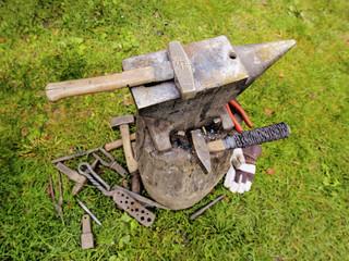 Blacksmith's Equipment