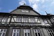 Fachwerk als Baustil in Goslar
