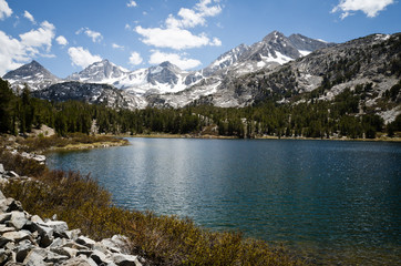 Mammoth Lakes - Little Lakes Trail