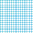 Seamless Check Pattern Blue/White