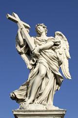 Angelo con la croce (Cuius principatus super humerum eius)