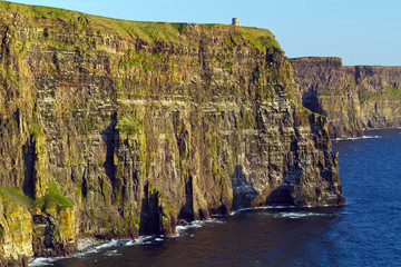 Cliffs of Moher in Co. Clare, Ireland