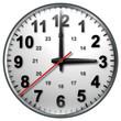 3 bw clock