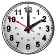 2 bw clock