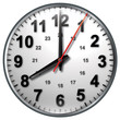 8 bw clock