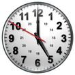 5 bw clock