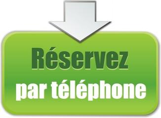 bouton réservez par téléphone