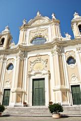 Finale Ligure. Il Duomo.