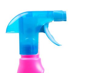 spray bottle Close-up