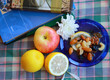орехи и фрукты
