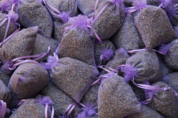 Lavender scented bags
