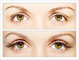 Fototapety False eyelashes
