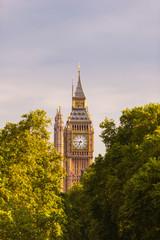 London, big ben clock