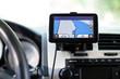 Gps auto navigator device