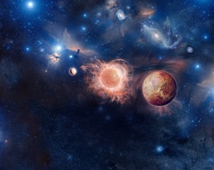 Fantastic space
