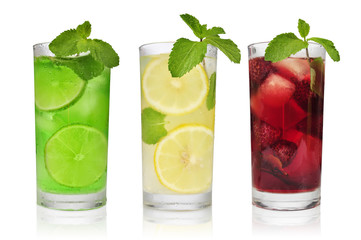 refreshment drinks