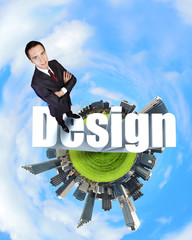 Design and creativity concept