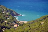 Playa de Begur. Catalunya poster