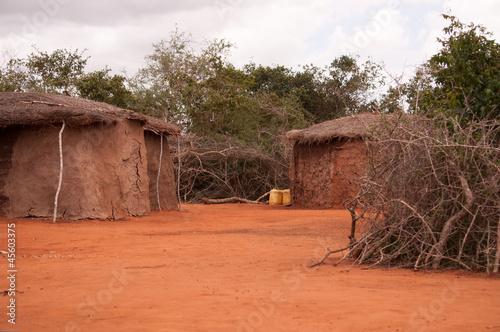 capanne masai