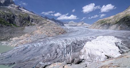 Rhone Gletscher