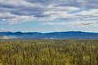 Central Yukon T Canada taiga and Ogilvie Mountains