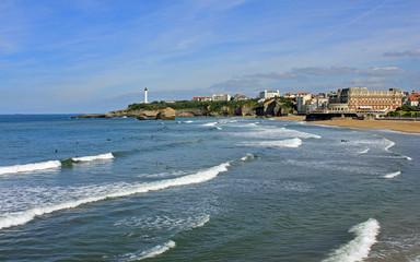 Côte Biarritz