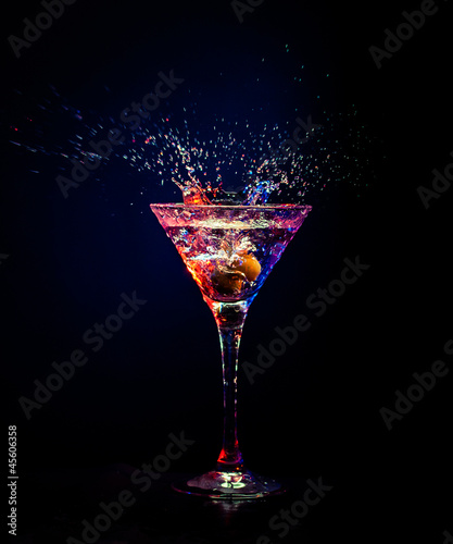 colourful coctail - 45606358