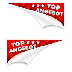 TOP ANGEBOT - ECKEN 3D - links und rechts
