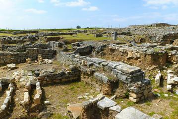 Archaeology walls