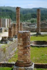 Archaeology pillars