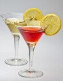 vermouth rosso and white