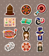 casino stickers