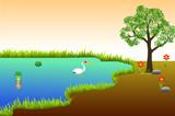 aquatic system poster