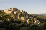 Beautiful city Gordes in Provence, France