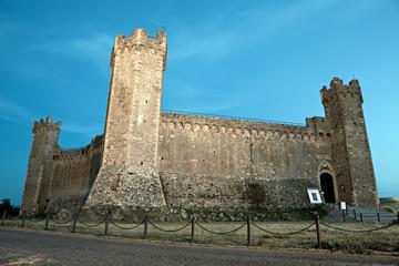 Montalcino, la Fortezza