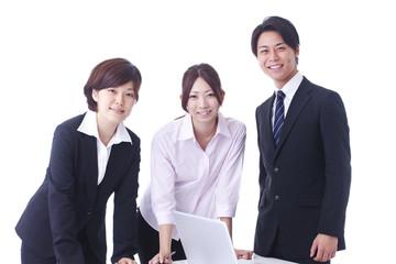 ビジネス、プロジェクトチーム