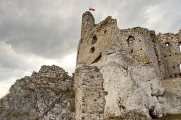 Mirow Castle - Poland, Silesia.