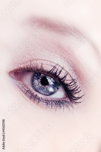 canvas print picture Auge