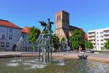 Anklam Rathausplatz