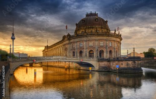Fototapeten,berlin,architektur,gebäude,sunrise