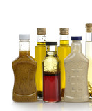 Salad Dressings And Olive Oil poster
