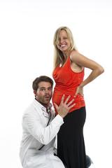 Symbolbild Schwangerschaft