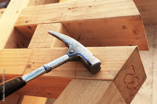 timber framing construction