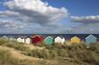 Beach Huts, Southwold, Suffolk, England - 45639707