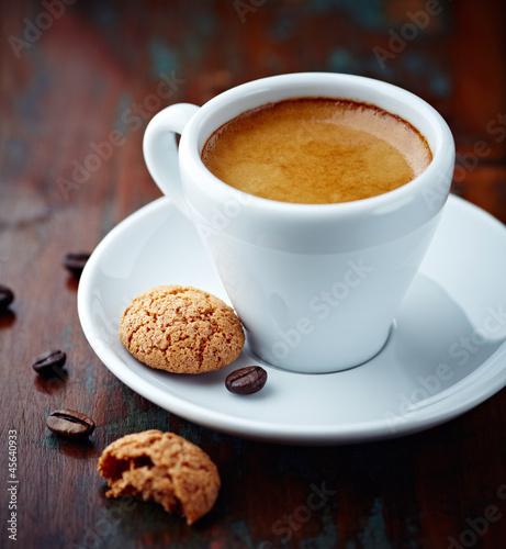 Obraz na płótnie Filiżanka espresso