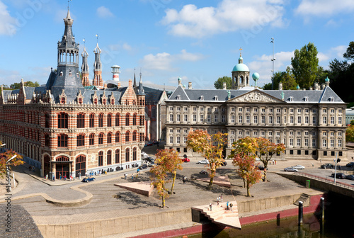 Miniature city Madurodam