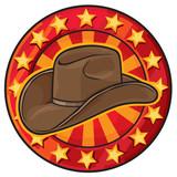 Fototapety cowboy hat